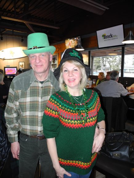 St. Patrick's Party at Pluckers-0000