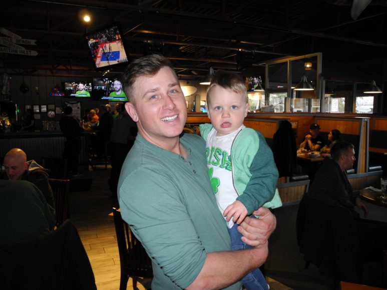 St. Patrick's Party at Pluckers-0001