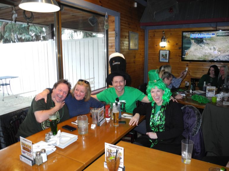 St. Patrick's Party at Pluckers-0003
