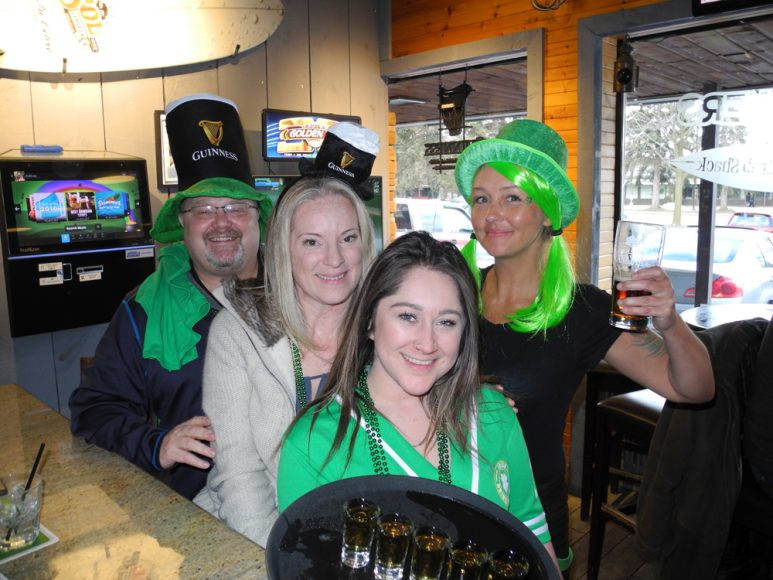 St. Patrick's Party at Pluckers-0004