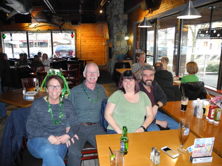 St. Patrick's Party at Pluckers-0005