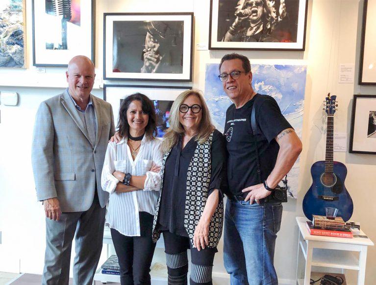 Mike Douglas (MAC), Ann Ivy Male, Pj Bell, Stephen Uhraney