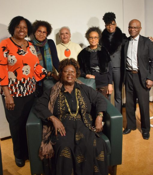 Jean Augustine and Guests
