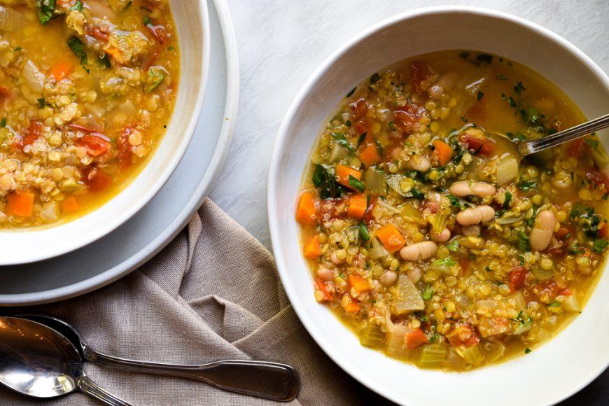 Toronto_Food_Photographer_Carolyn_Cohen_Quinoa Red Lentil Soup HOR-1
